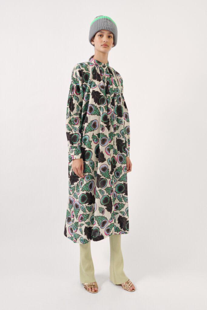 Apria Dress in Green