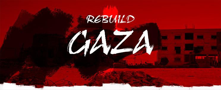 Reconstruindo GAZA