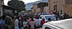 Burundi: por um futuro de paz e esperança