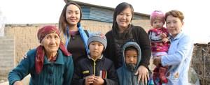 Ásia Central: apoiando e trazendo dignidade