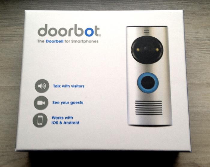 #TEST : le DOORBOT, la sonnette connectée !