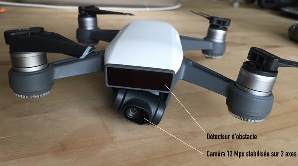 Promotion test drone wingsland, avis drone forum