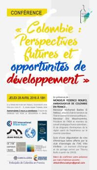Conférence Colombie