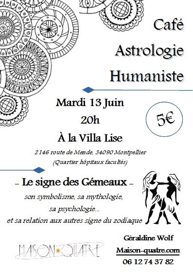 Astrologie - Signe des Gémeaux