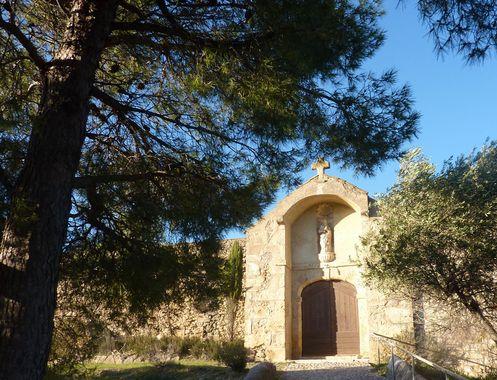 chapelle Notre Dame à Fabrezan Corbieres