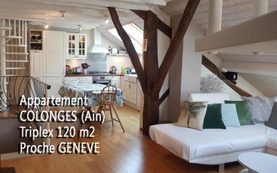 Appartement Collonges – Ain – 260'000 EUR