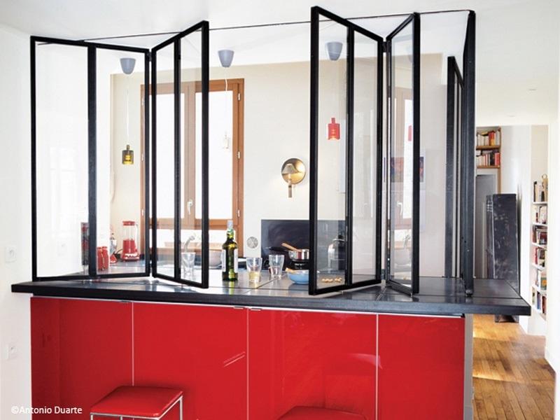 separation cuisine salon 6 idees en
