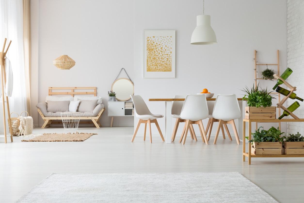deco salon scandinave 40 idees pour trouver l inspiration