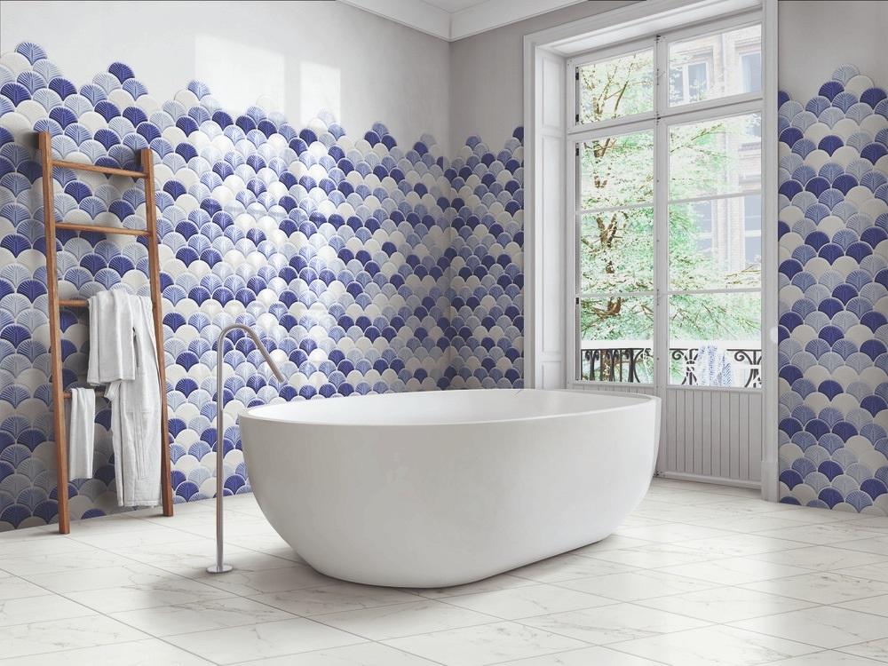 carrelage salle de bain 15 modeles