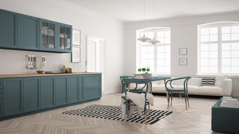 cuisine bleue 14 modeles et inspirations pour votre cuisine