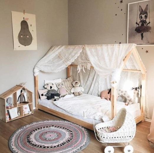 deco lit cabane 10 inspirations