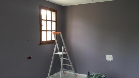 peinture chambre parentale la