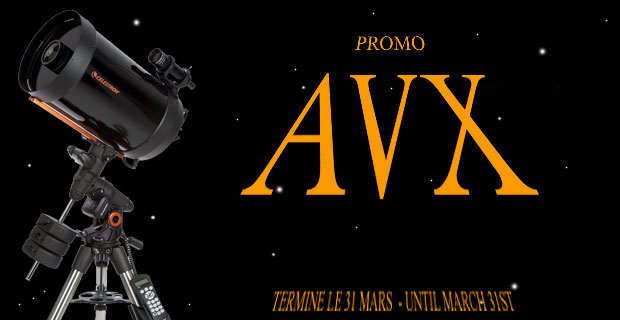 Promo AVX