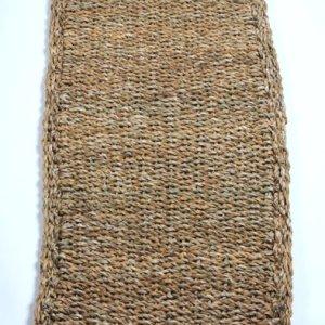 Hand woven hogla floor mat HFM-2