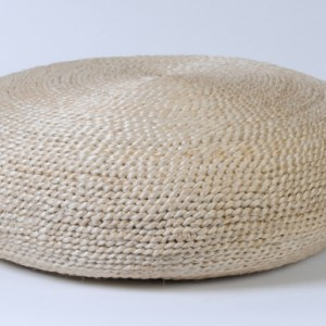 Natural jute floor cushion Flc-1