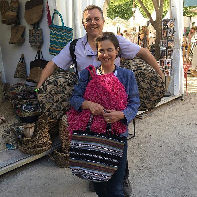 Happy customers in Aix en Provence