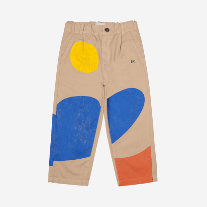 PANTALON CHINO BOBO CHOSES EN COTON