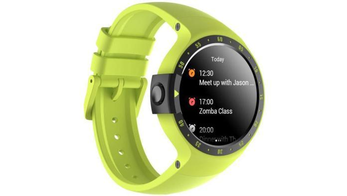 Ticwatch S Aurora