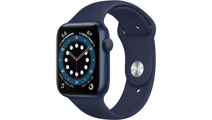 Apple Series 6 (GPS, 44 mm)