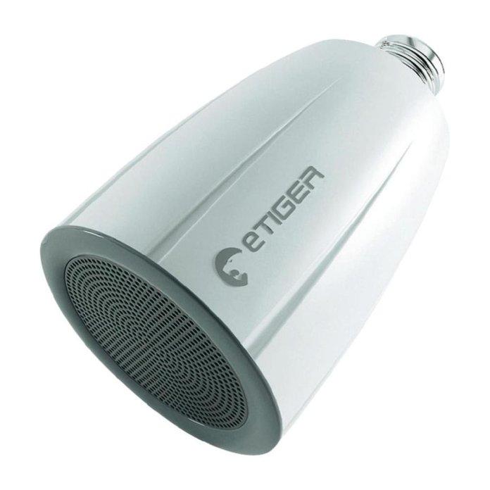Ampoule enceinte connectée ETIGER AO Portable Speaker