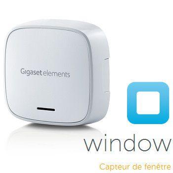 Détecteur connecté d'ouverture de fenêtre GIGASET