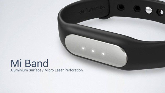 Bracelet connecté Xiaomi Mi band