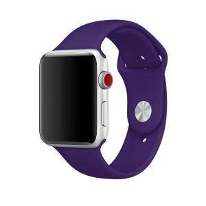 Ultra Violet Band for Apple Watch Sport Band 38mm 42mm Mens and Womens