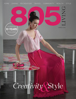 805 March 2014 Cover