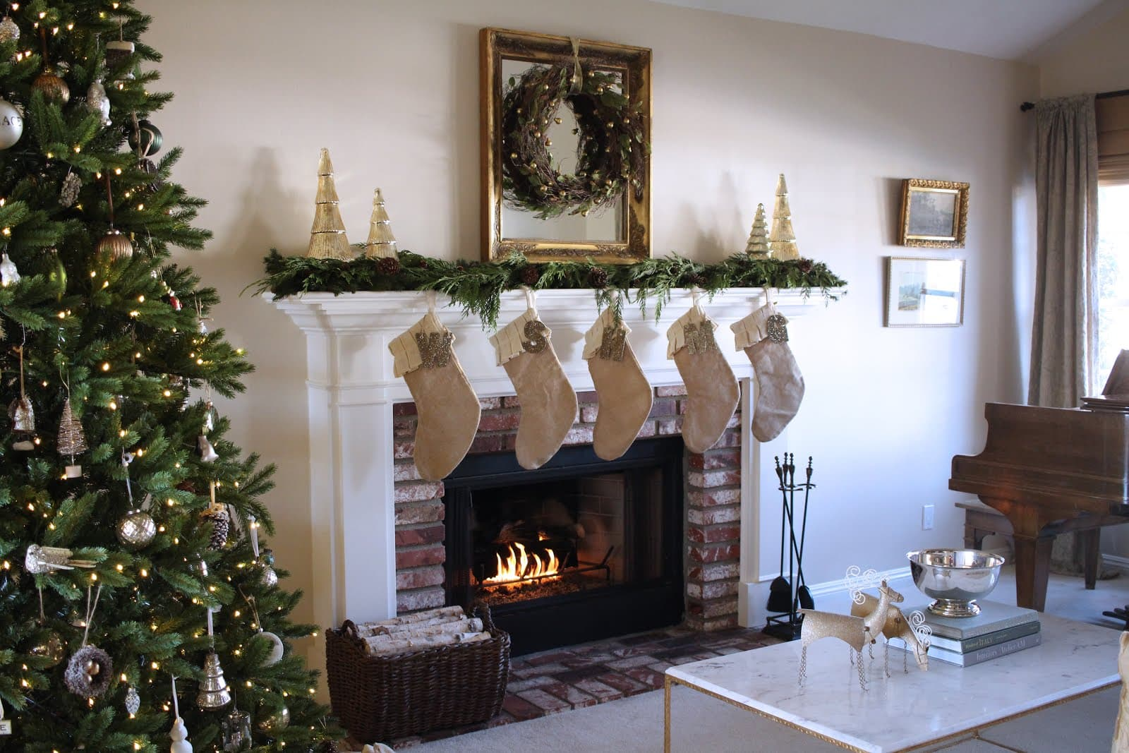 home for the holidays blog tour maison style