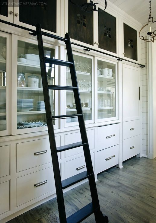 butlers-pantry-ladder