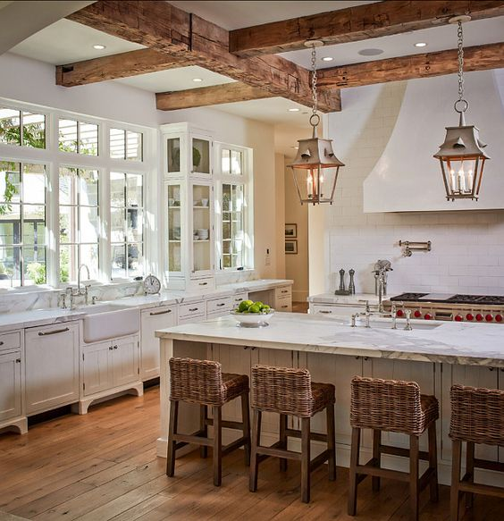 farmhouse kitchens. french farmhouse kitchens 1 Friday Favorites  The Charm of French Farmhouse Kitchens
