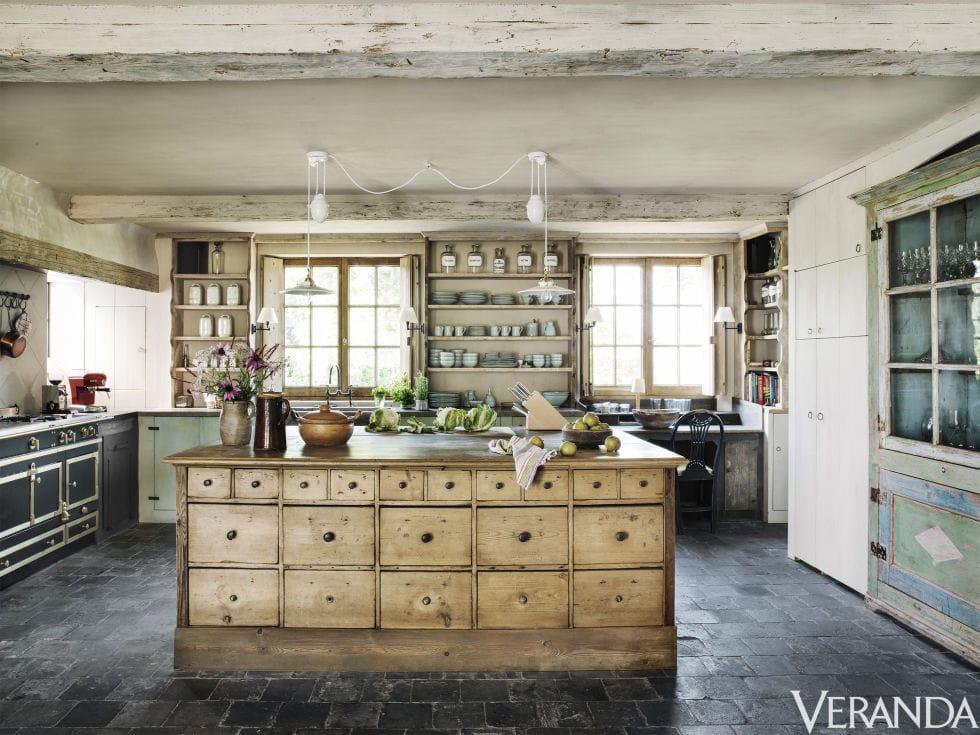 Epic french farmhouse kitchens