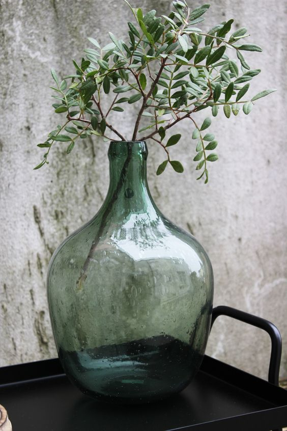 antique-demijohn-green