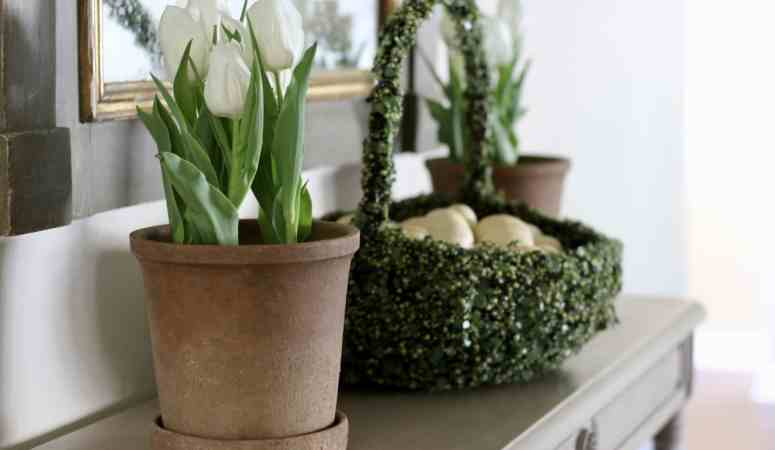 Easter Decor Inspiration – Easter Parade Blog Hop