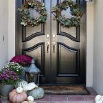 Fall Porch Decorating Ideas Rich Autumn Colors On The Porch