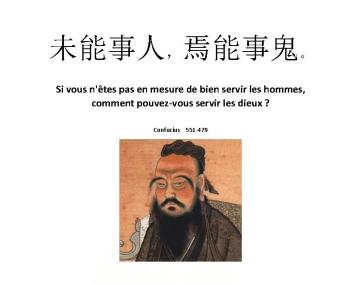 IRASIA - sentence de confucius