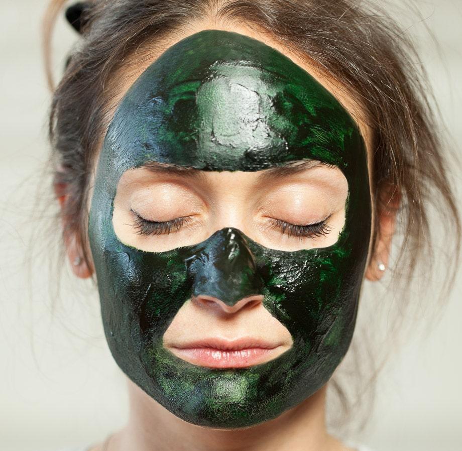 Masque de beauté à la spiruline Maison de la Spiruline