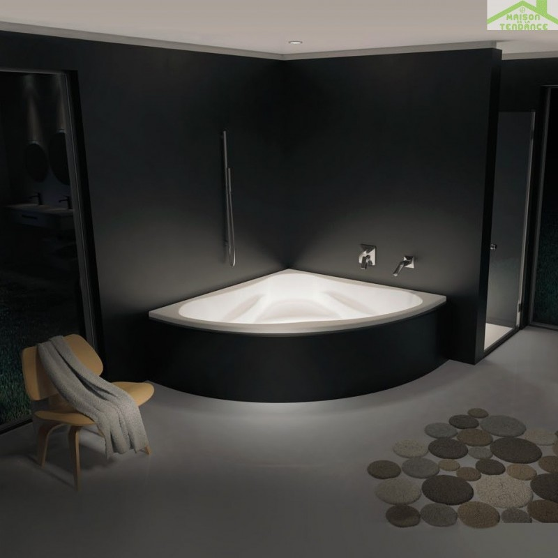 Baignoire Dangle Acrylique RIHO NEO 140x140 Cm Maison
