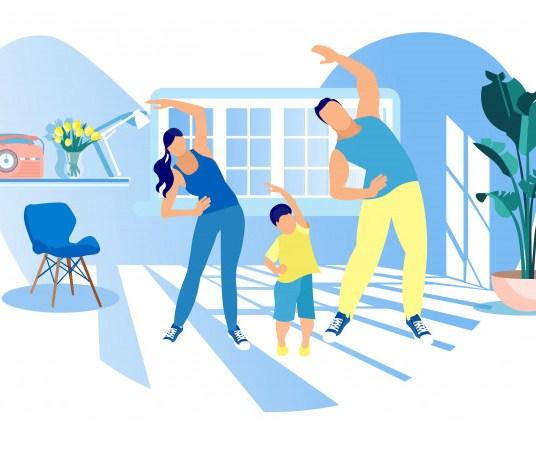 Programme de sport à la maison