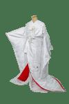 Kimono de mariage Crédit photo:  Au coeur du Japon blog spot