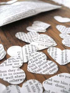 Confetti de livres