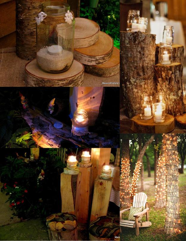 Decoration lumieres