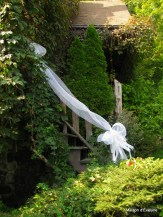 La descente de la mariée