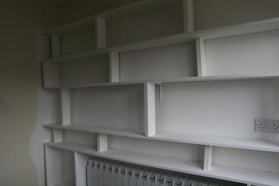 wall shelves