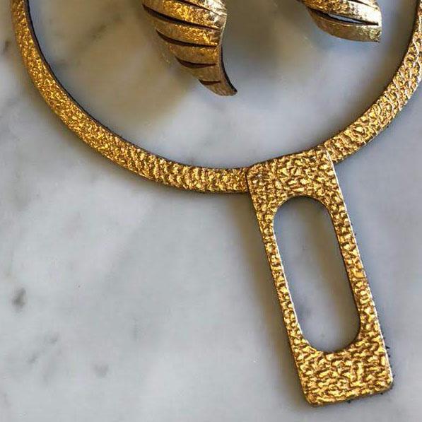 Collar Thea Dorado
