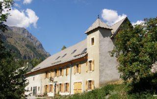 bâtisse maison du berger