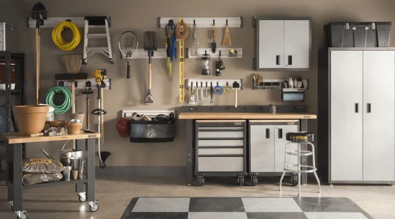 Garage aménagement