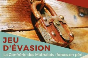 Jeu d'évasion-Maison Louis-Cyr-été 2019