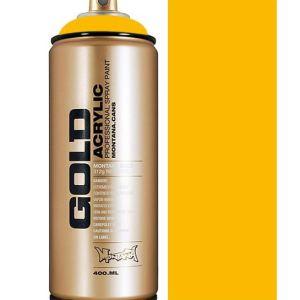 Montana Gold spuitbus Geel 400 ml