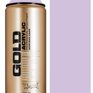 Montana GOLD spuitbus White Lilac 400 ml